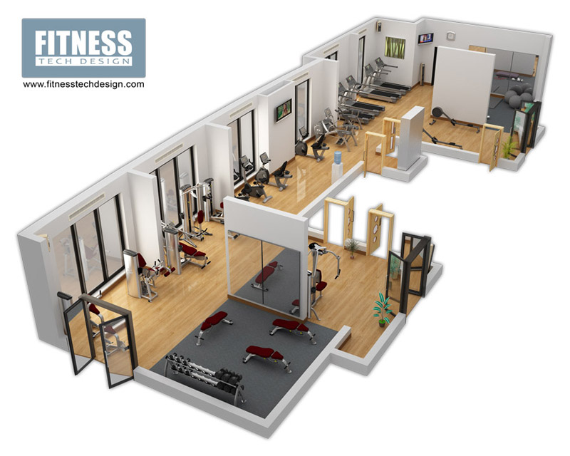 Starting a Gym / Fitness Center – How Much Does It Cost?