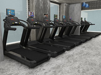 Baltimore Club - Nuffield Health & Fitness 3D Walkthrough