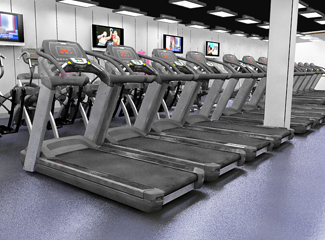Metro Fitness 3D Walkthrough