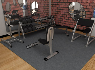 Cybex Plate Loaded 3D Walkthrough