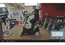 Upright Bike - How to use
