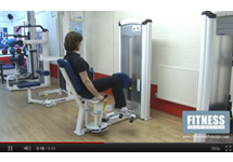 VR3 Hip Adduction - How to use